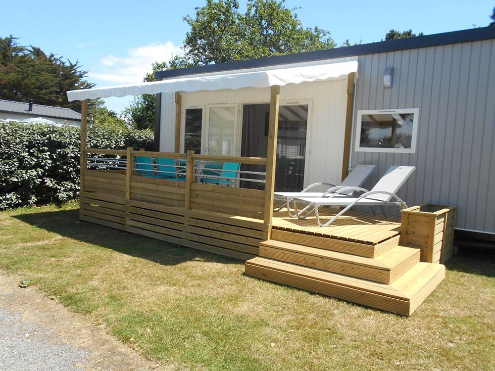 Mobil-home VIP