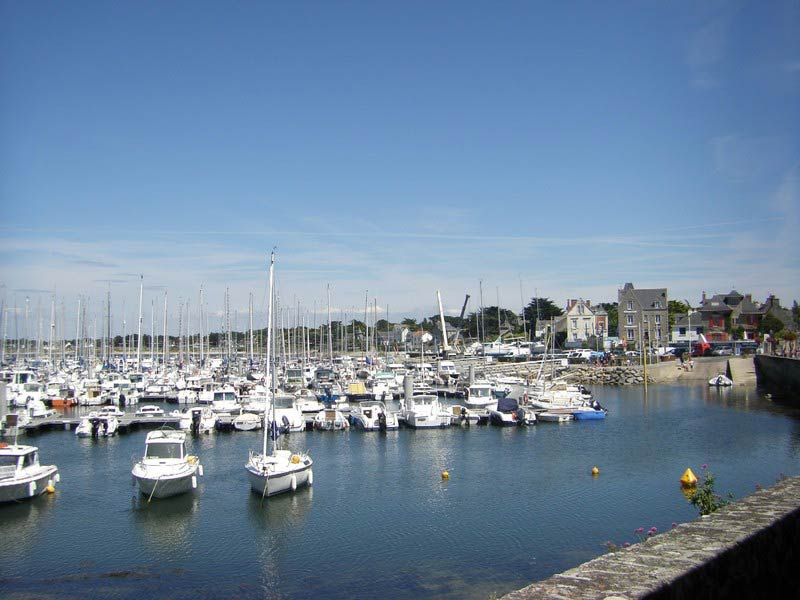 Piriac - le port